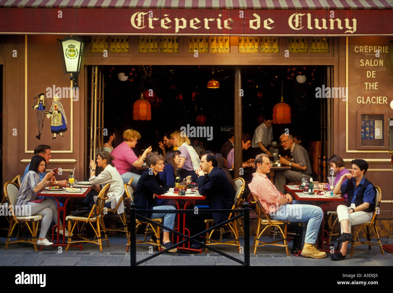 Cafe De Cluny Paris