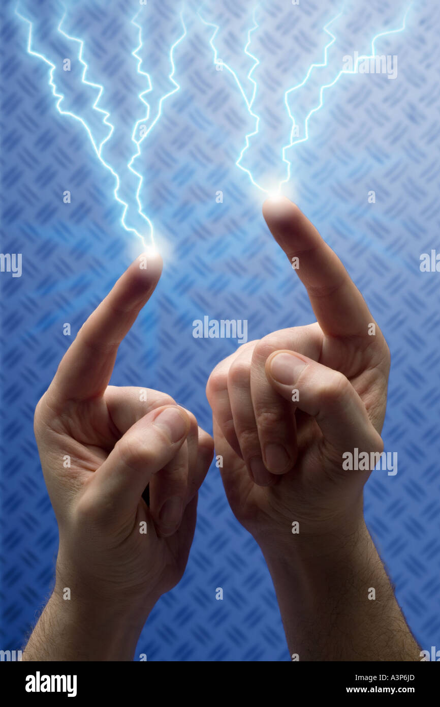 how to create electricity with your hands
