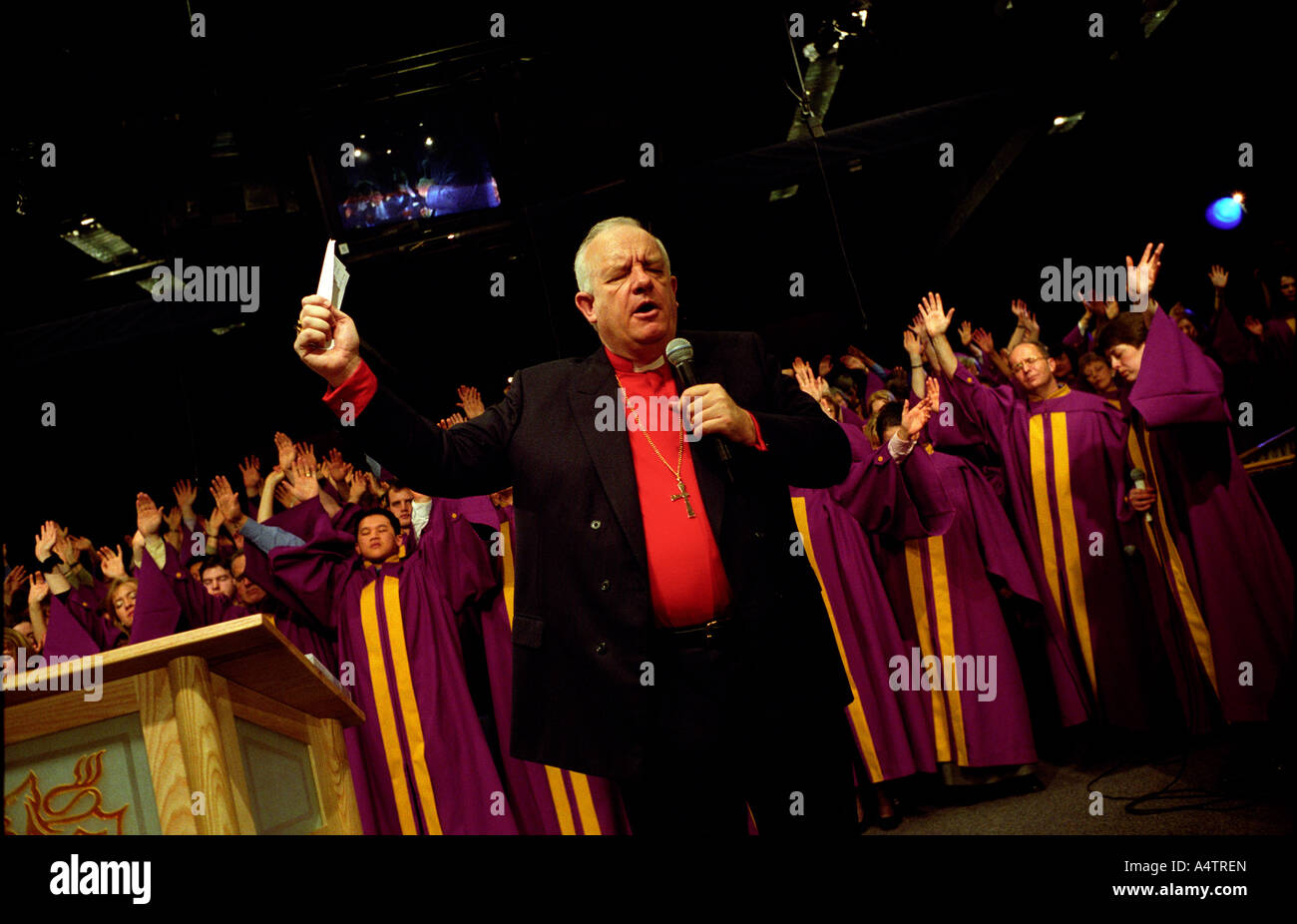 PENIEL PENTECOSTAL CHURCH BRENTWOOD ESSEX ENGLAND - Stock Image