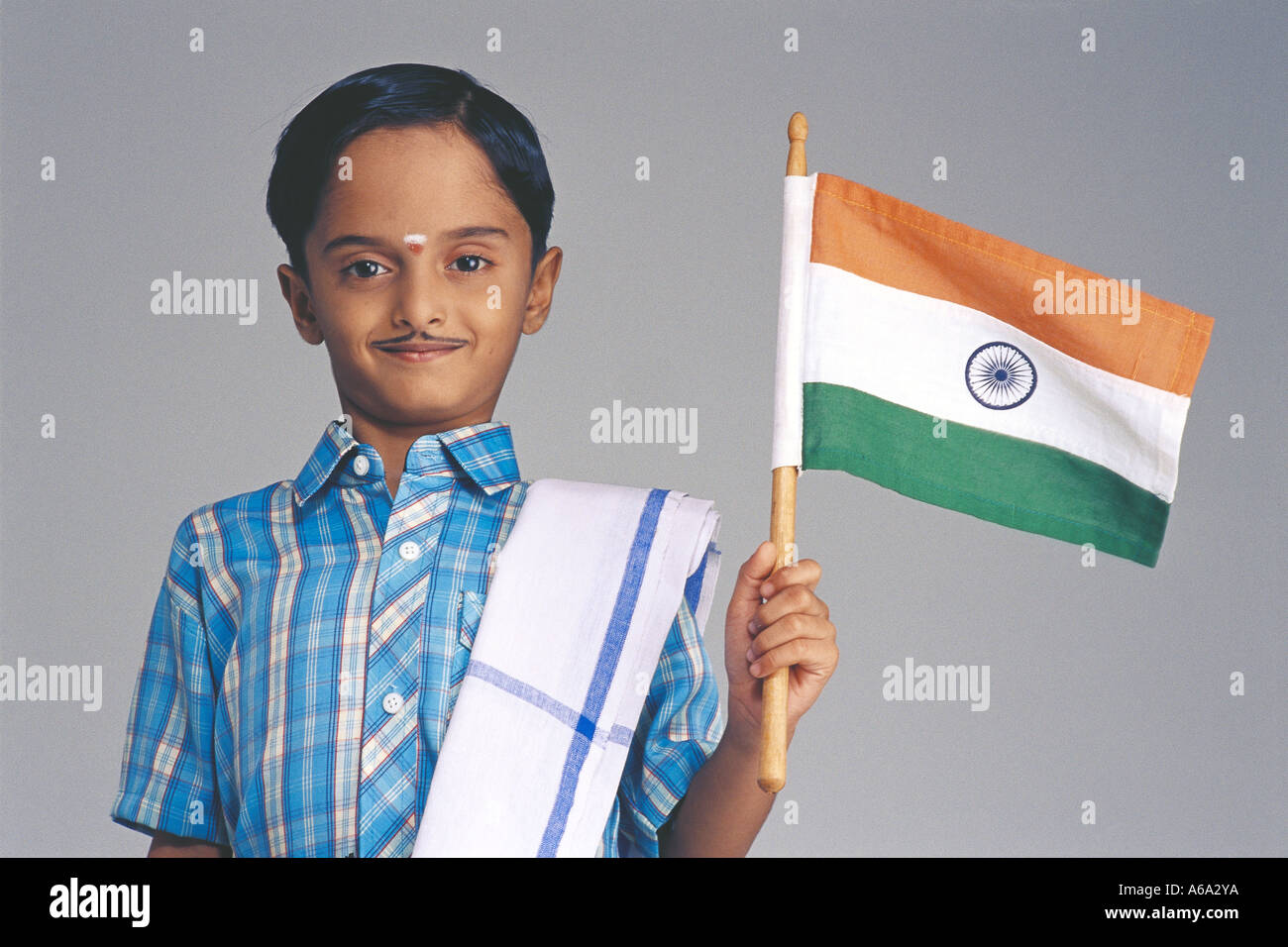South Indian Boy fancy Dress In Traditional Costume Holding The Indian Flag MR#502  sc 1 st  Alamy & South Indian Boy fancy Dress In Traditional Costume Holding The ...