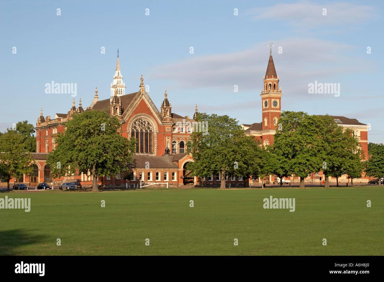 Dulwich College school London SE21 Stock Photo