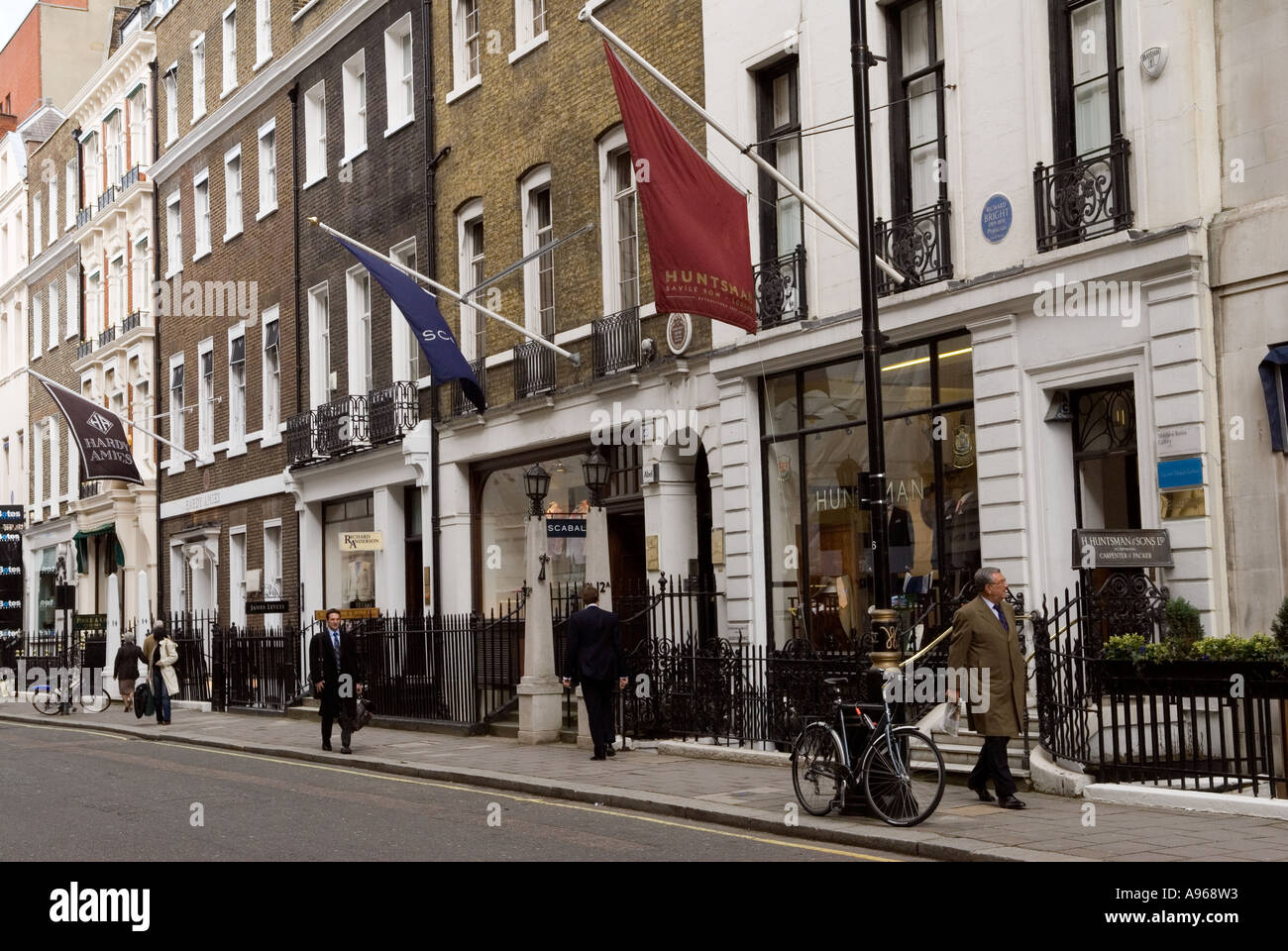 Huntsman Clothing London