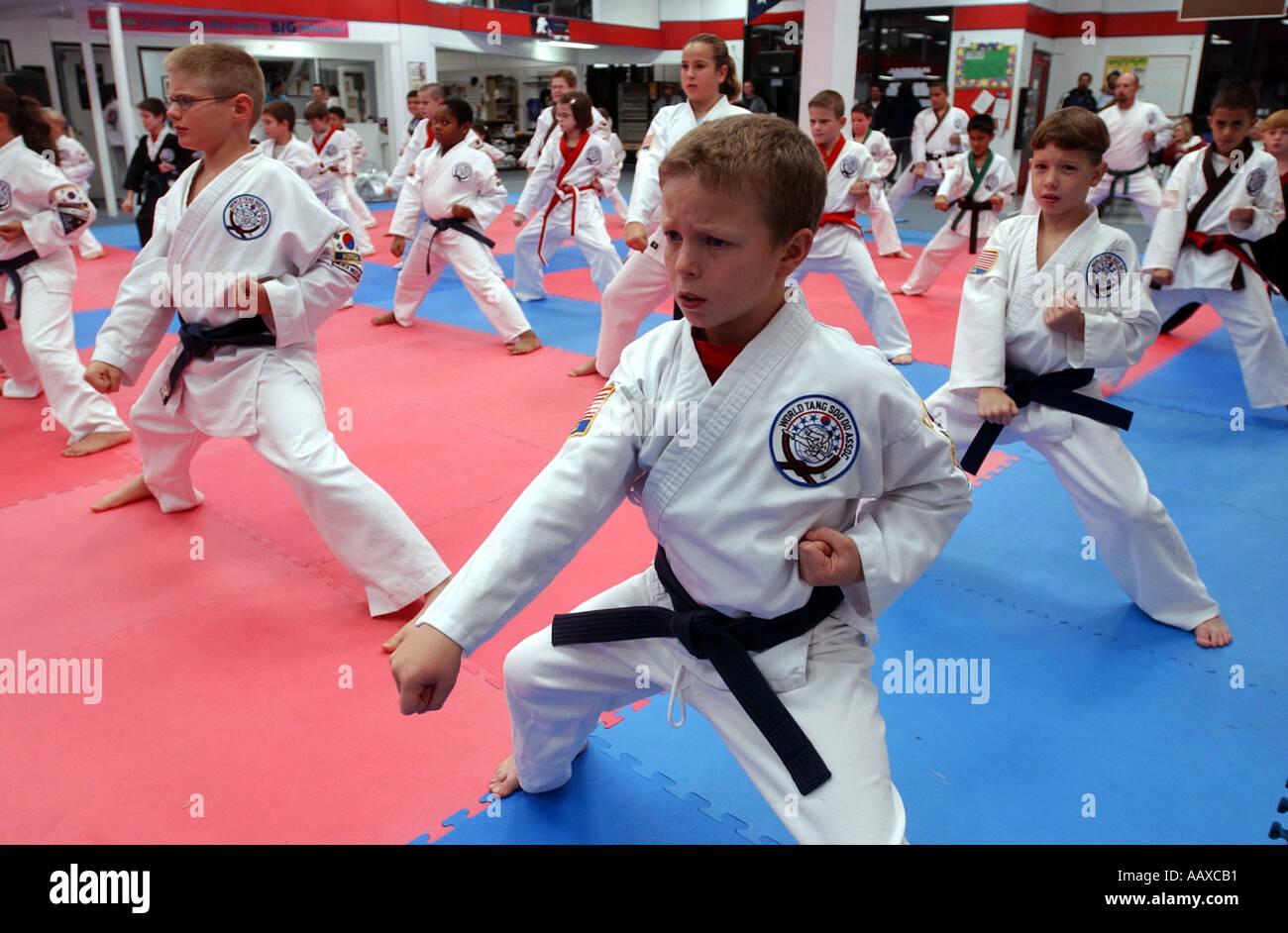 Kids Karate Tournament Orlando