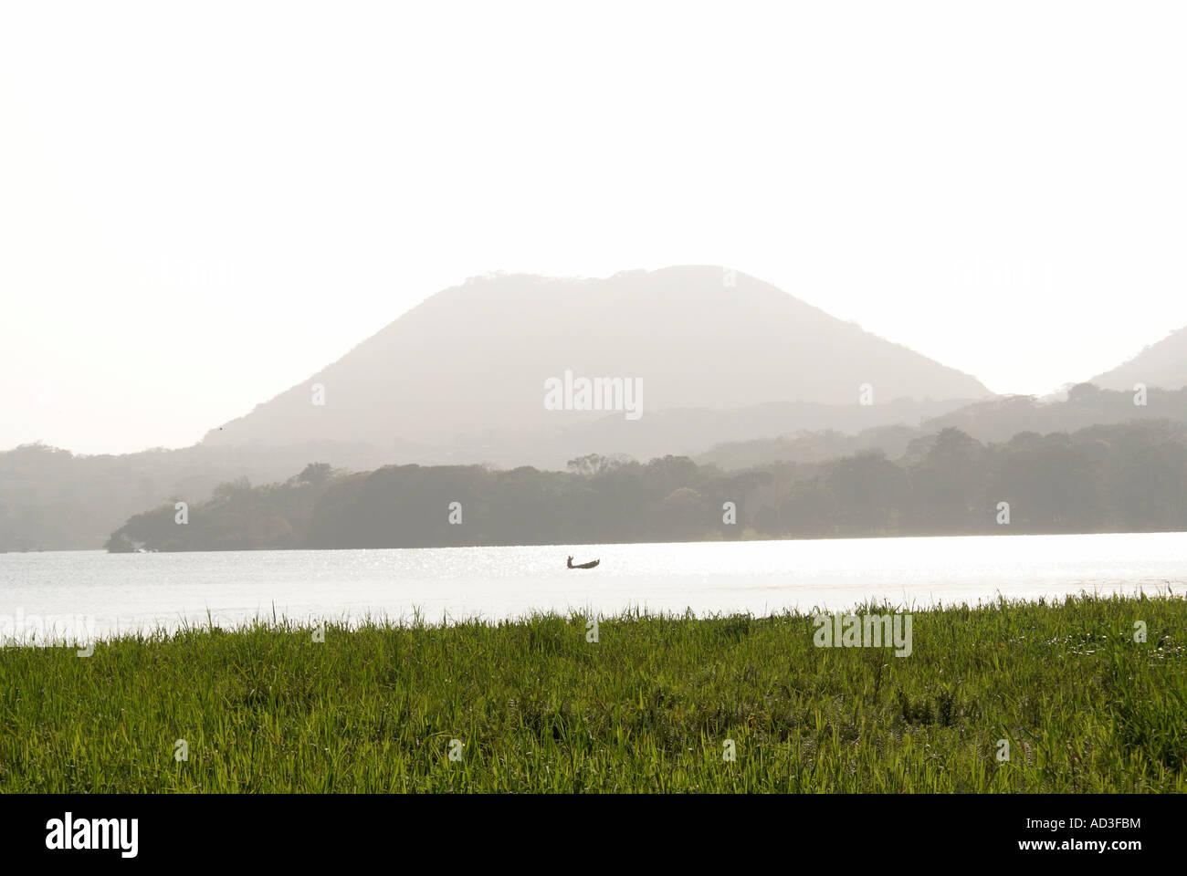 a-dugout-canoe-on-laguna-catemaco-a-larg
