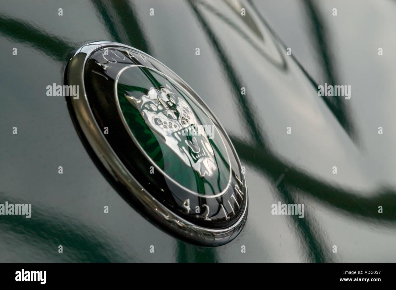 Jaguar Modern Car Expensive Symbol New Stock Photo 2474070 Alamy