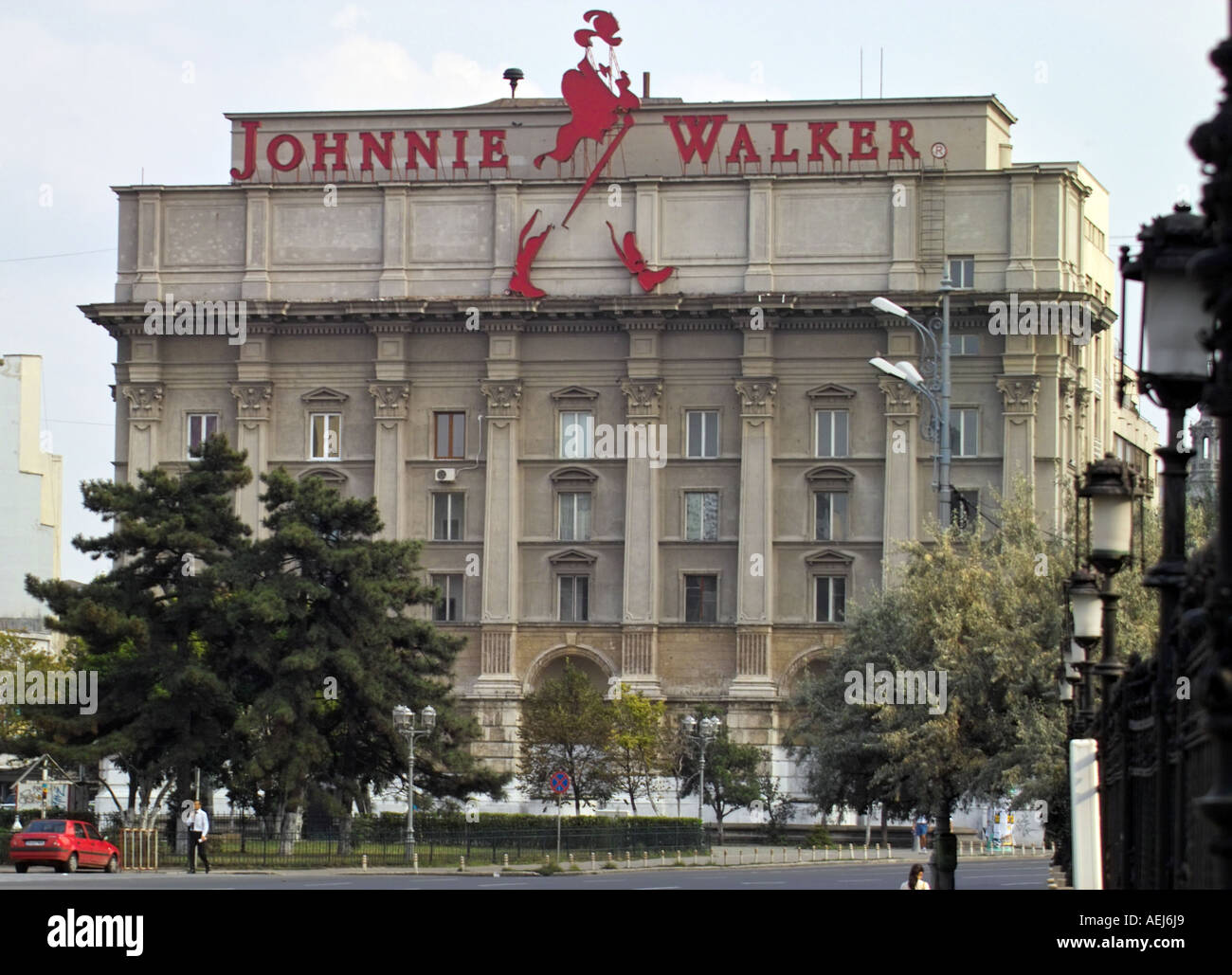 Johnnie walker stock photos johnnie walker stock images alamy - Carrefour head office uae ...