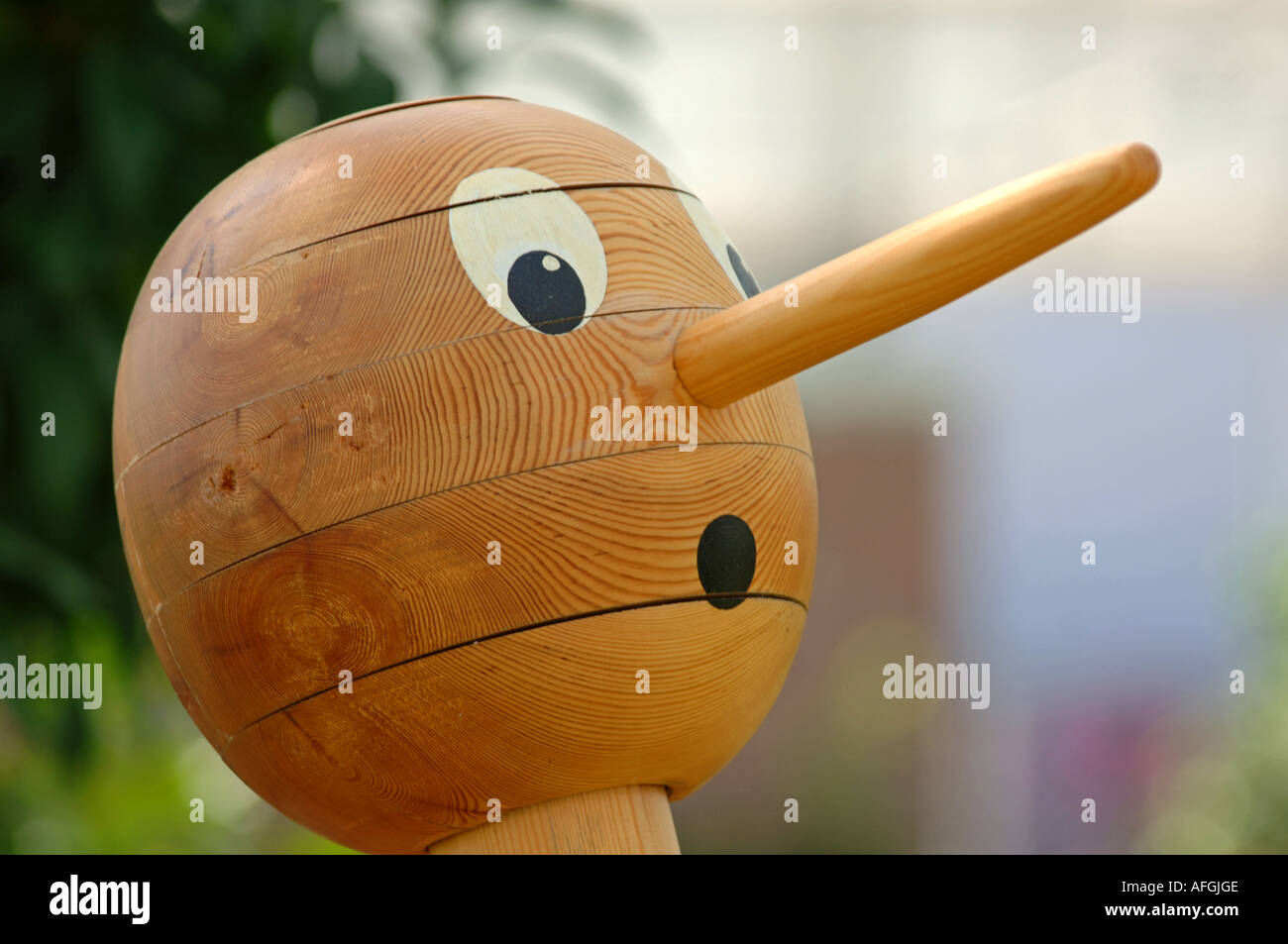 Pinocchio - Stock Image