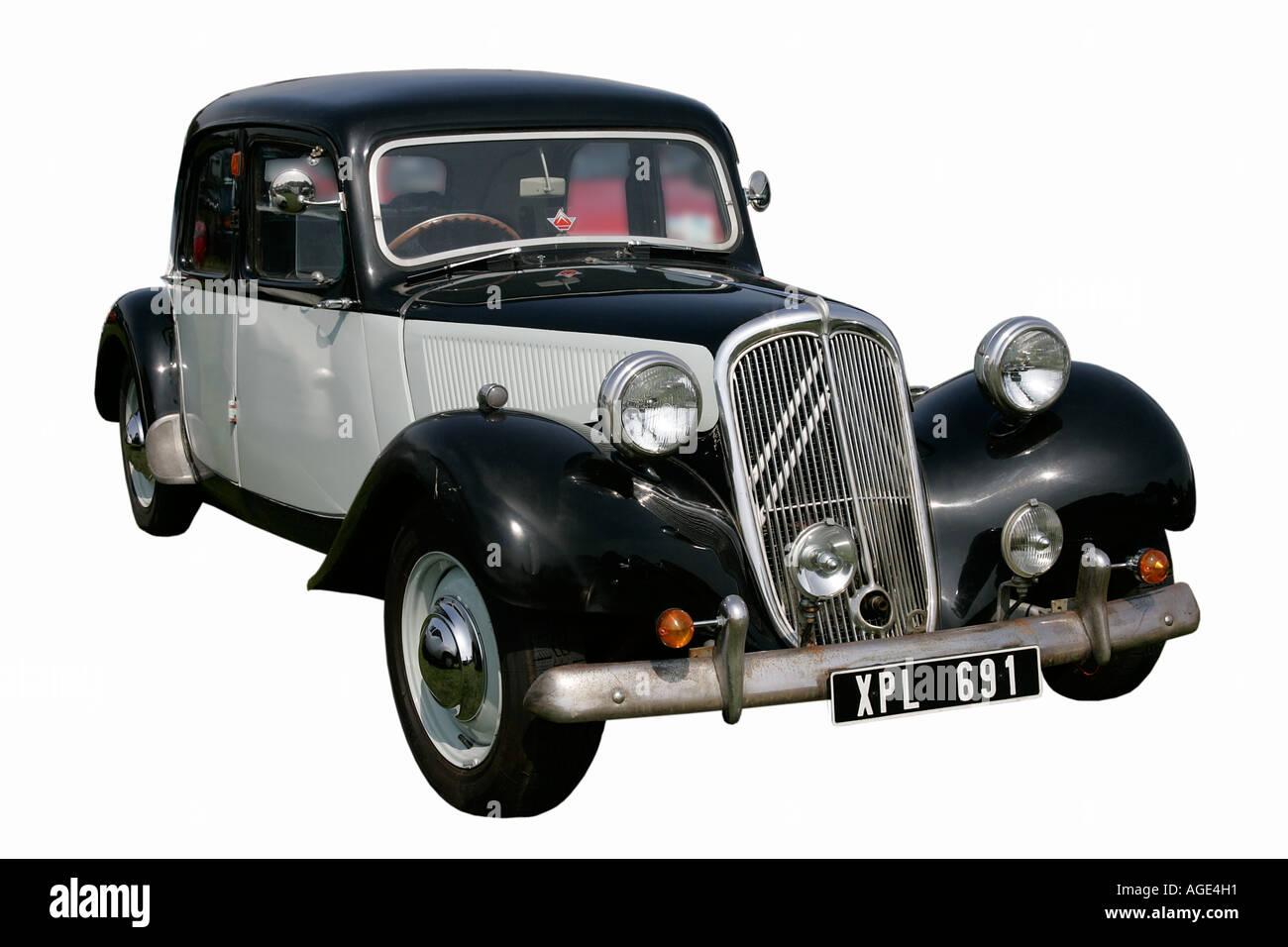 classic car Citroen old history vehicle vintage antipodes symbol ...