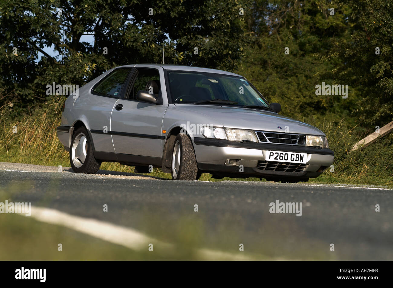 Saab 9000 - a stylish model of the end of the last century 78