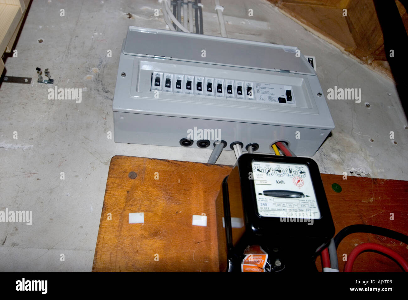 Wiring A House Fuse Box