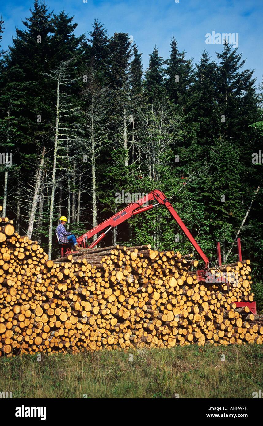North America Canada New Brunswick Stock Photos & North America Canada New Brunswick Stock ...
