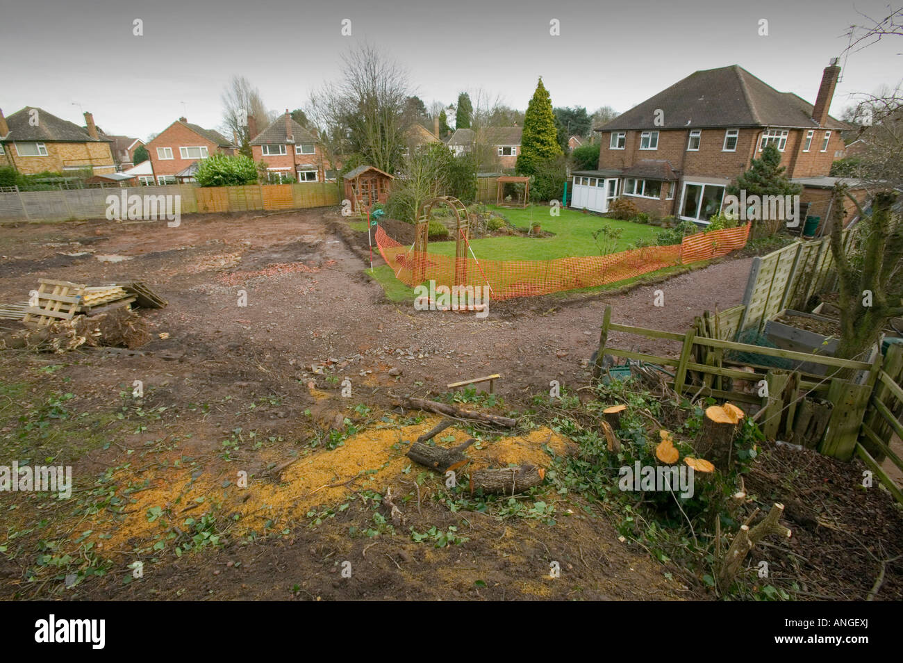 more green space is being lost in the UK as people sell off part of ...