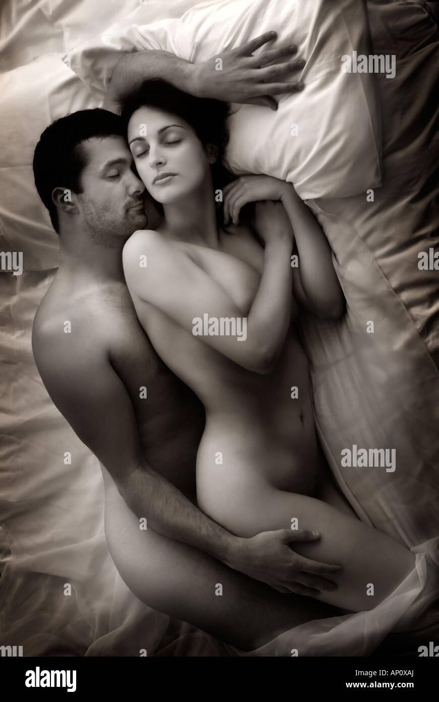 Young girl naked couple photos white