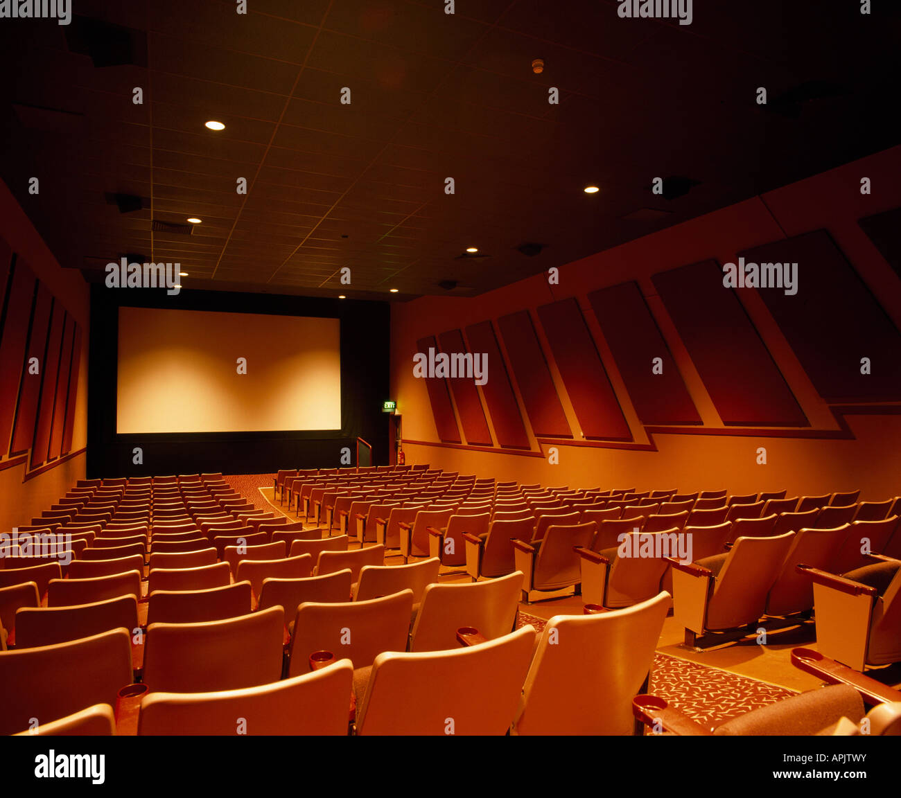 Cinema - Stock Image