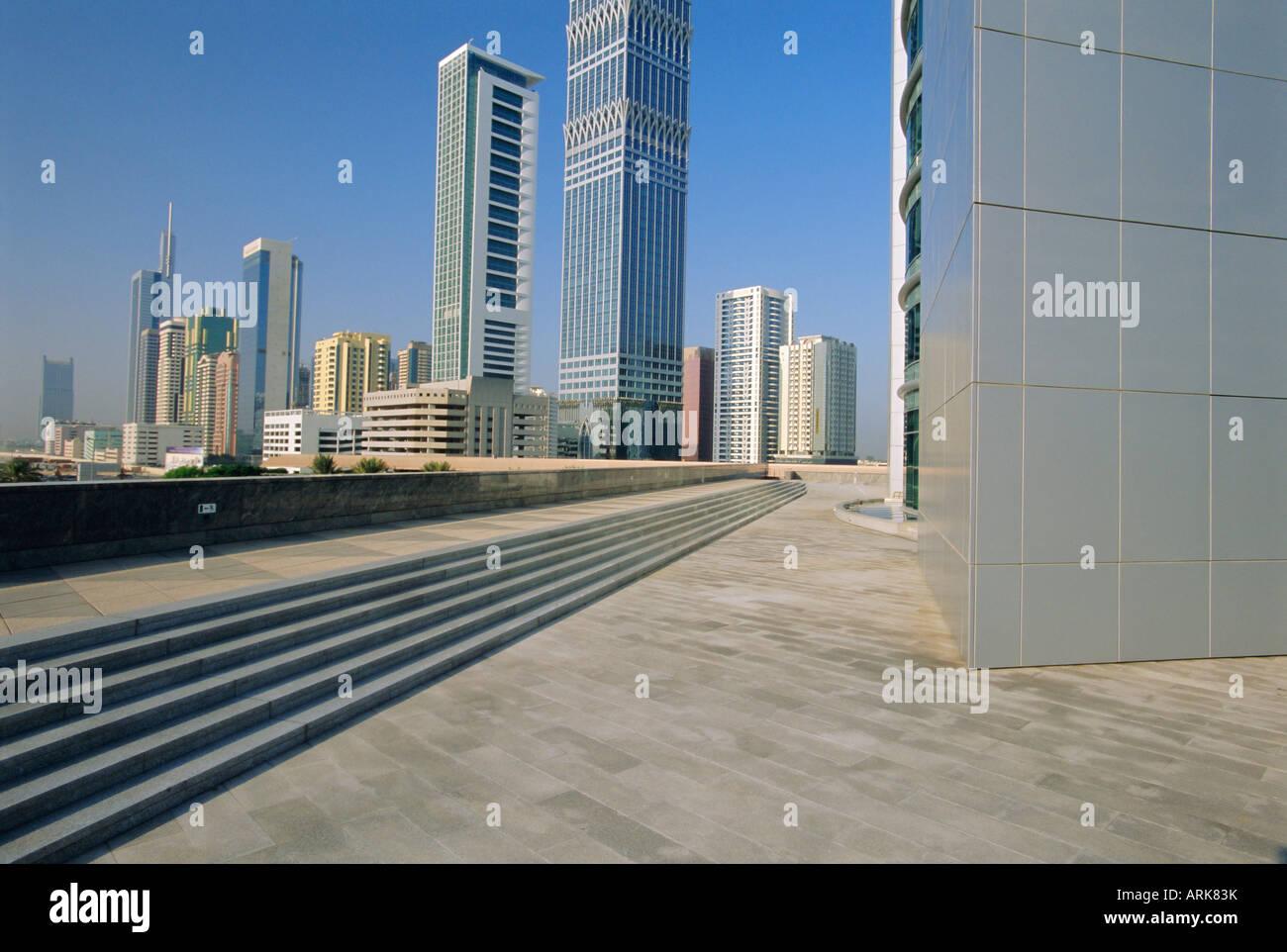 Dubai, United Arab Emirates, Middle East - Stock Image