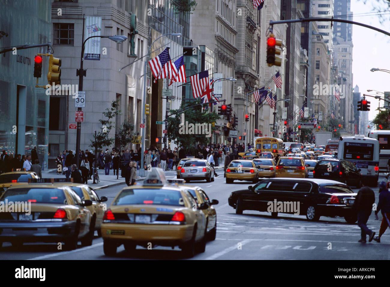 New York City Through the Years