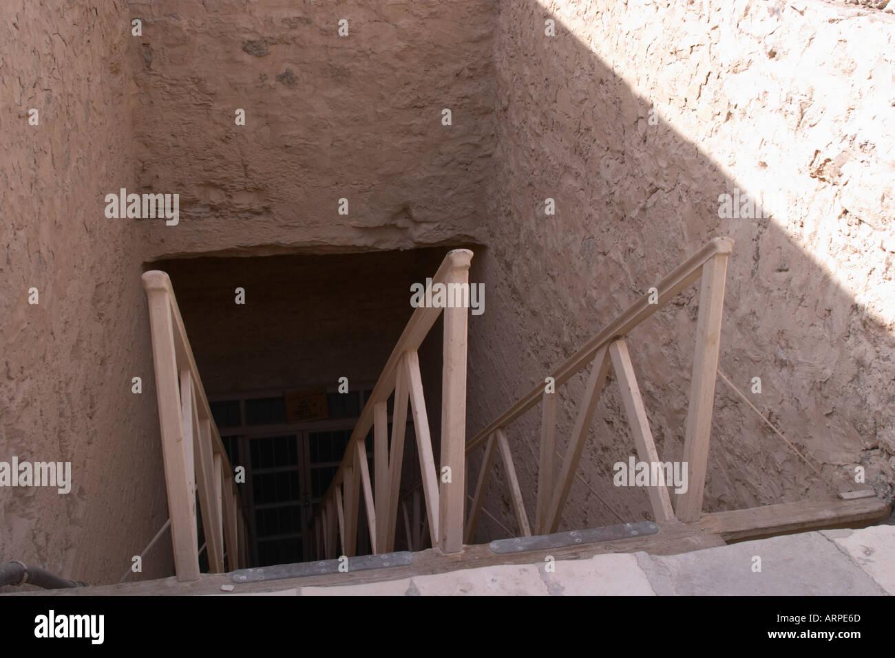 Tomb of Seti I Stock Photo
