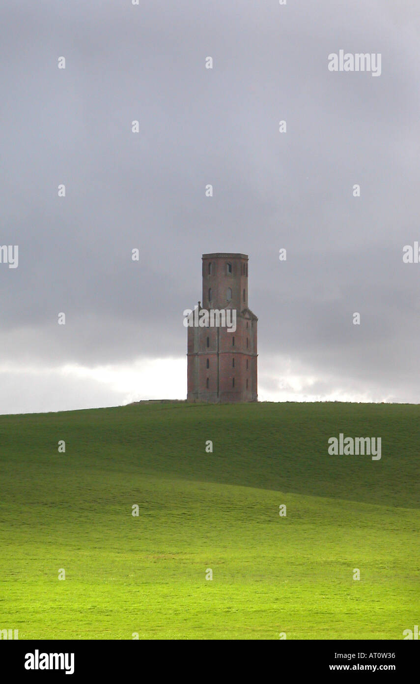 The Horton Tower Dorset England - Stock Image