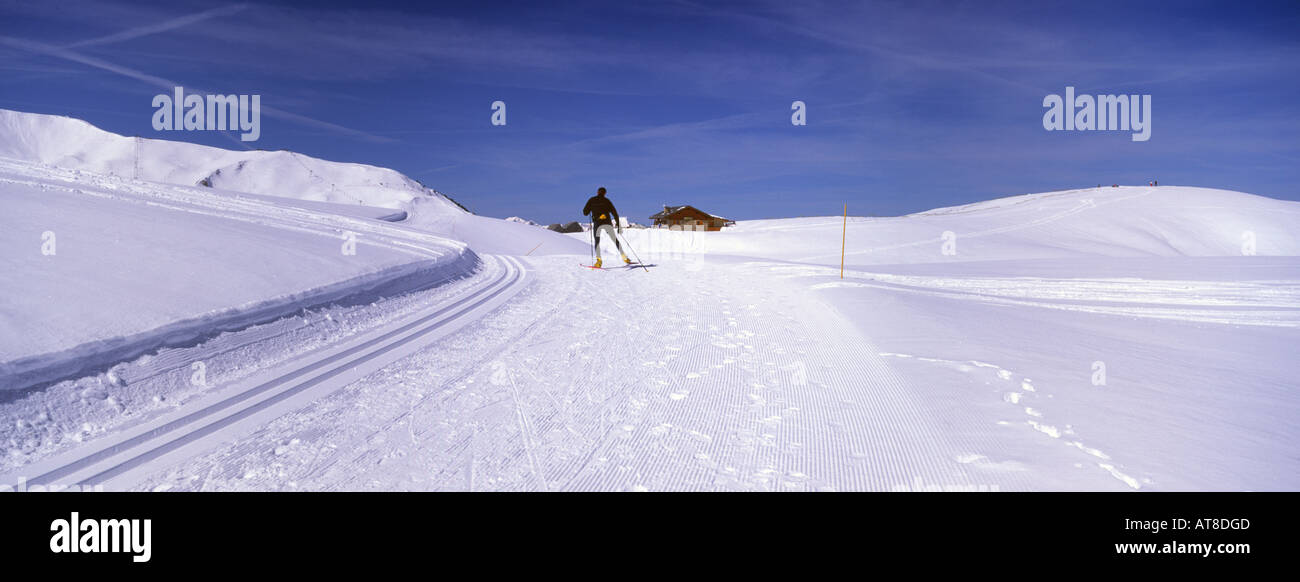 cross-country-skier-on-prepared-course-a
