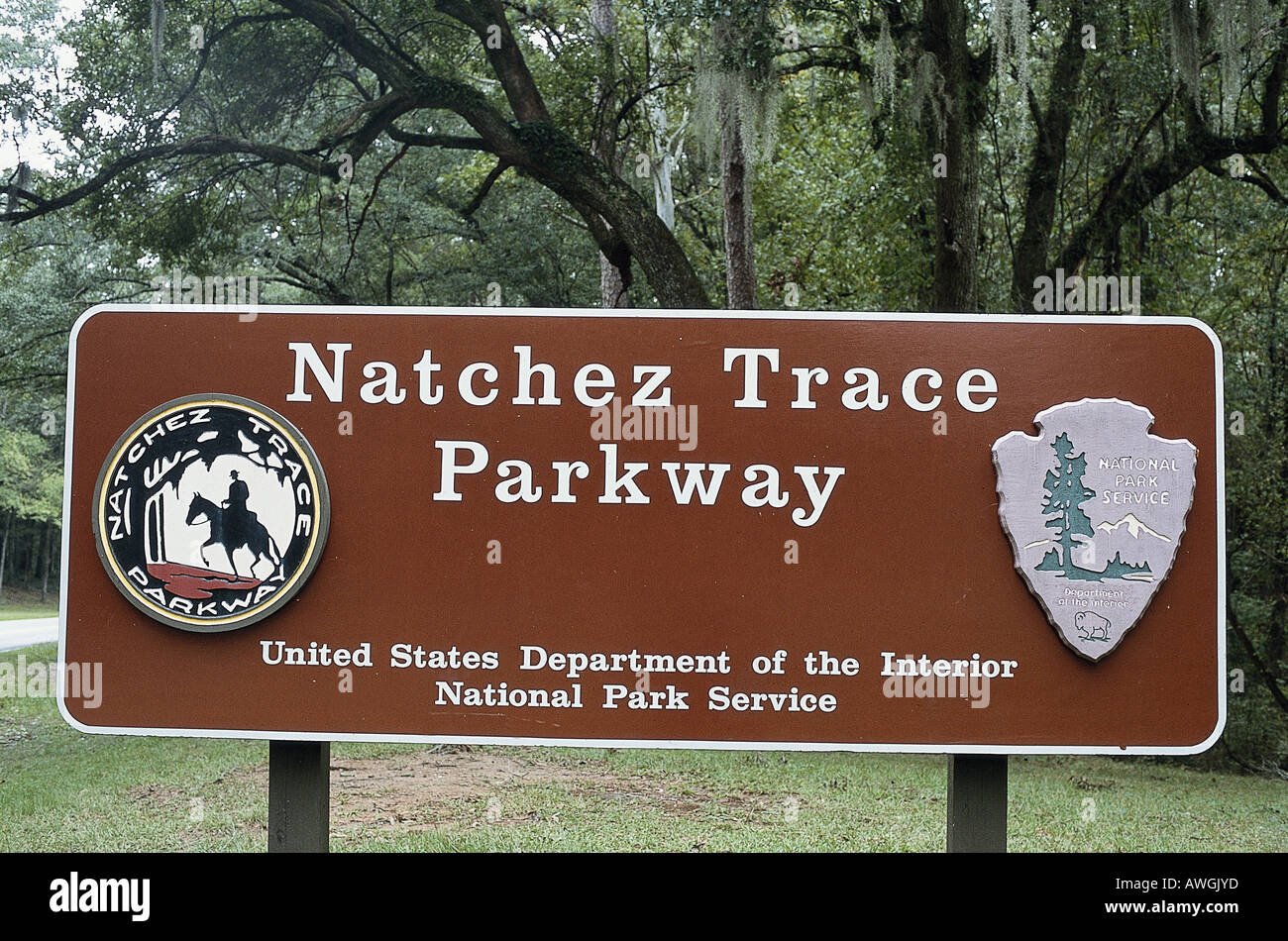 Natchez Trace Stock Photos Natchez Trace Stock Images Alamy