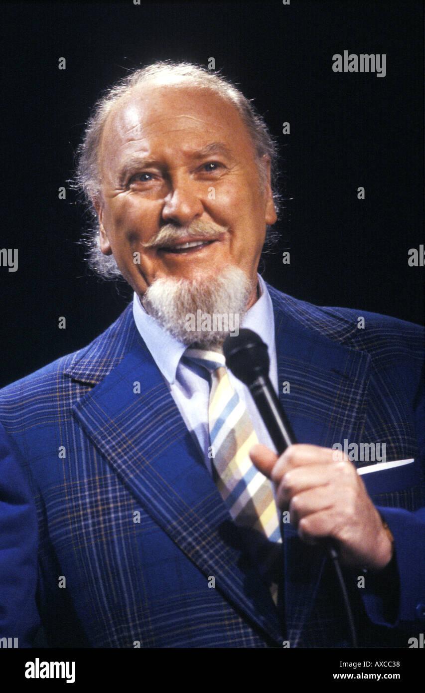 Josef Locke Irish tenor PER0010 - Stock Image