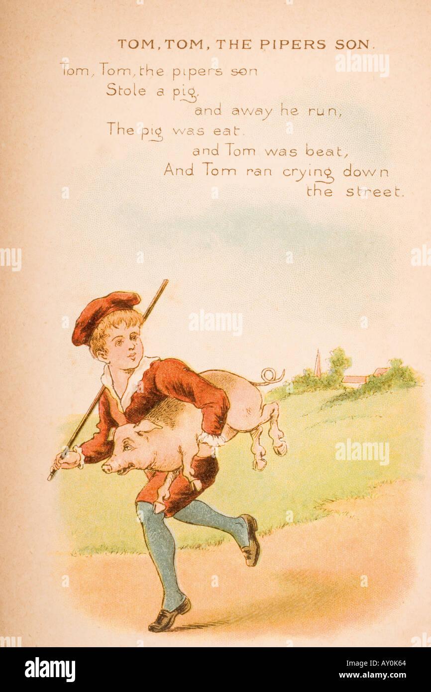 Nursery Rhyme Stock Photos & Nursery Rhyme Stock Images - Alamy