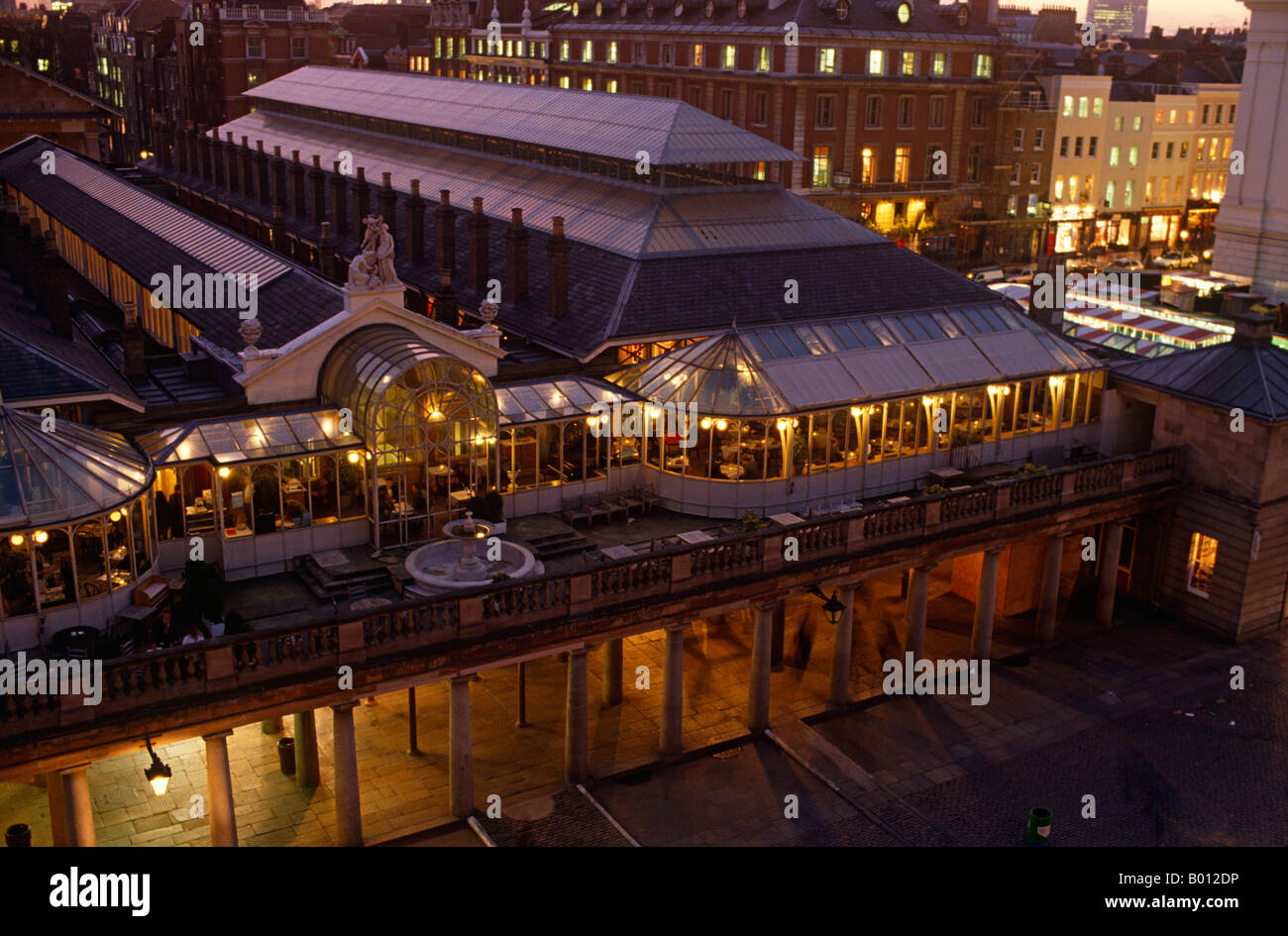 England, London. Covent Garden - this name was given, during the ...