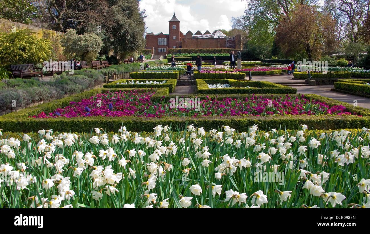Spring Holland Park London