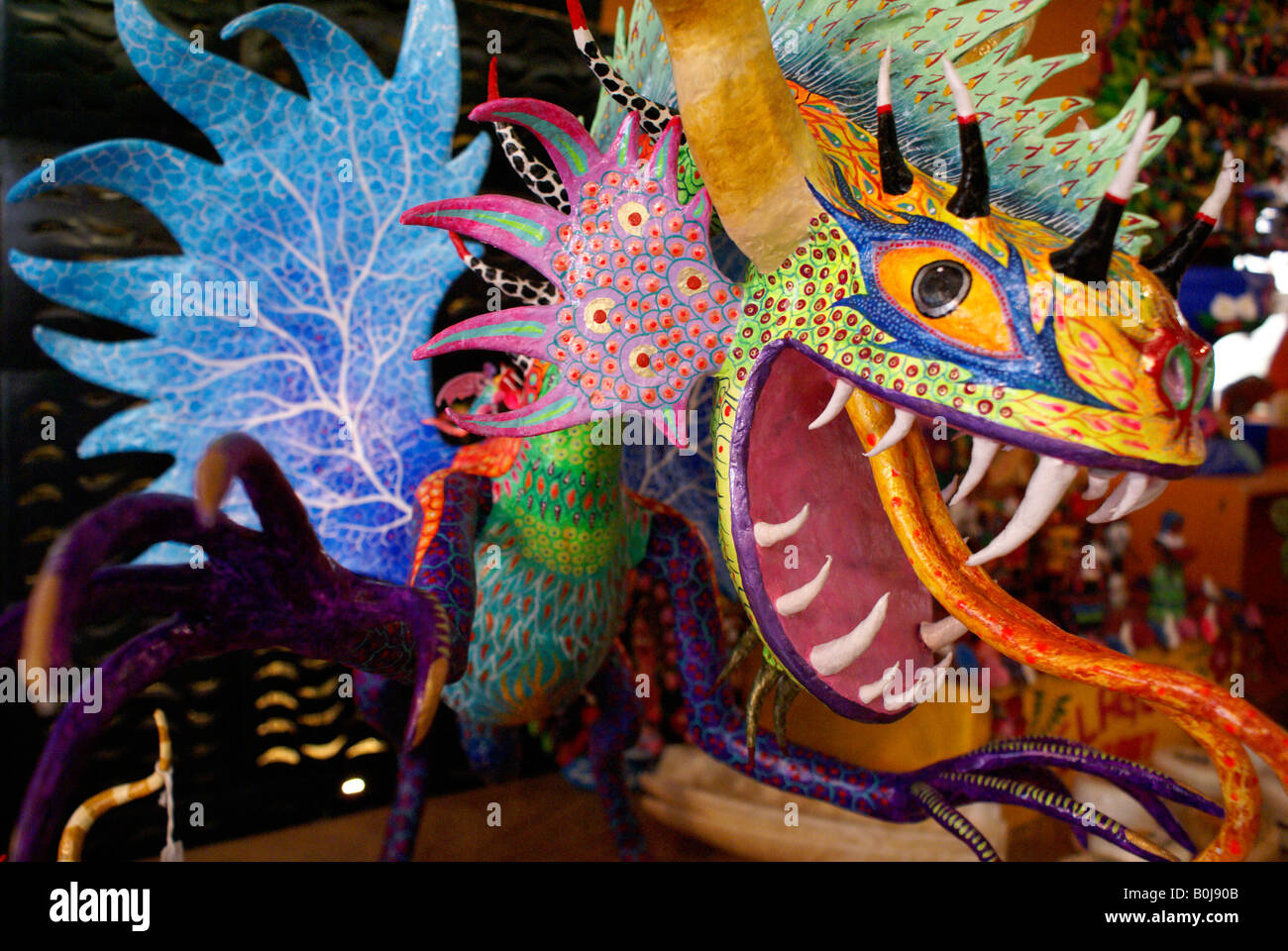 painted-dragon-or-alebrije-from-oaxaca-m