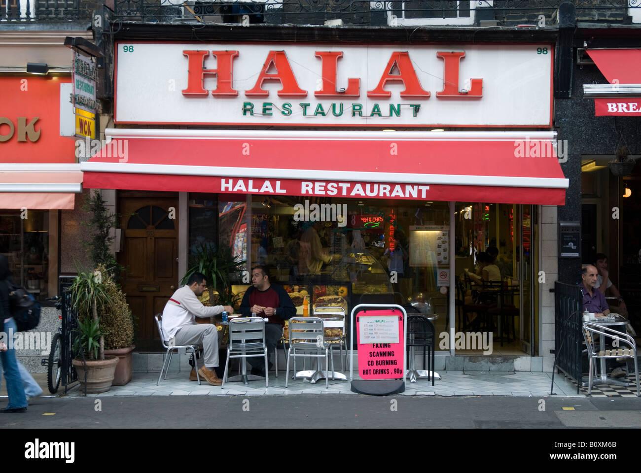 Halal Restaurants In Central London