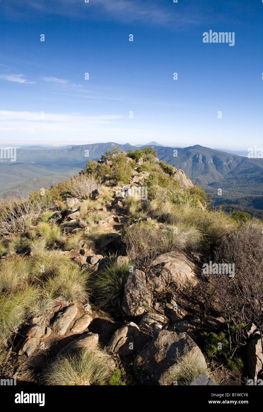view-from-the-summit-of-mt-kaputar-western-nsw-australia-mt-kaputar-B1WCY6.jpg