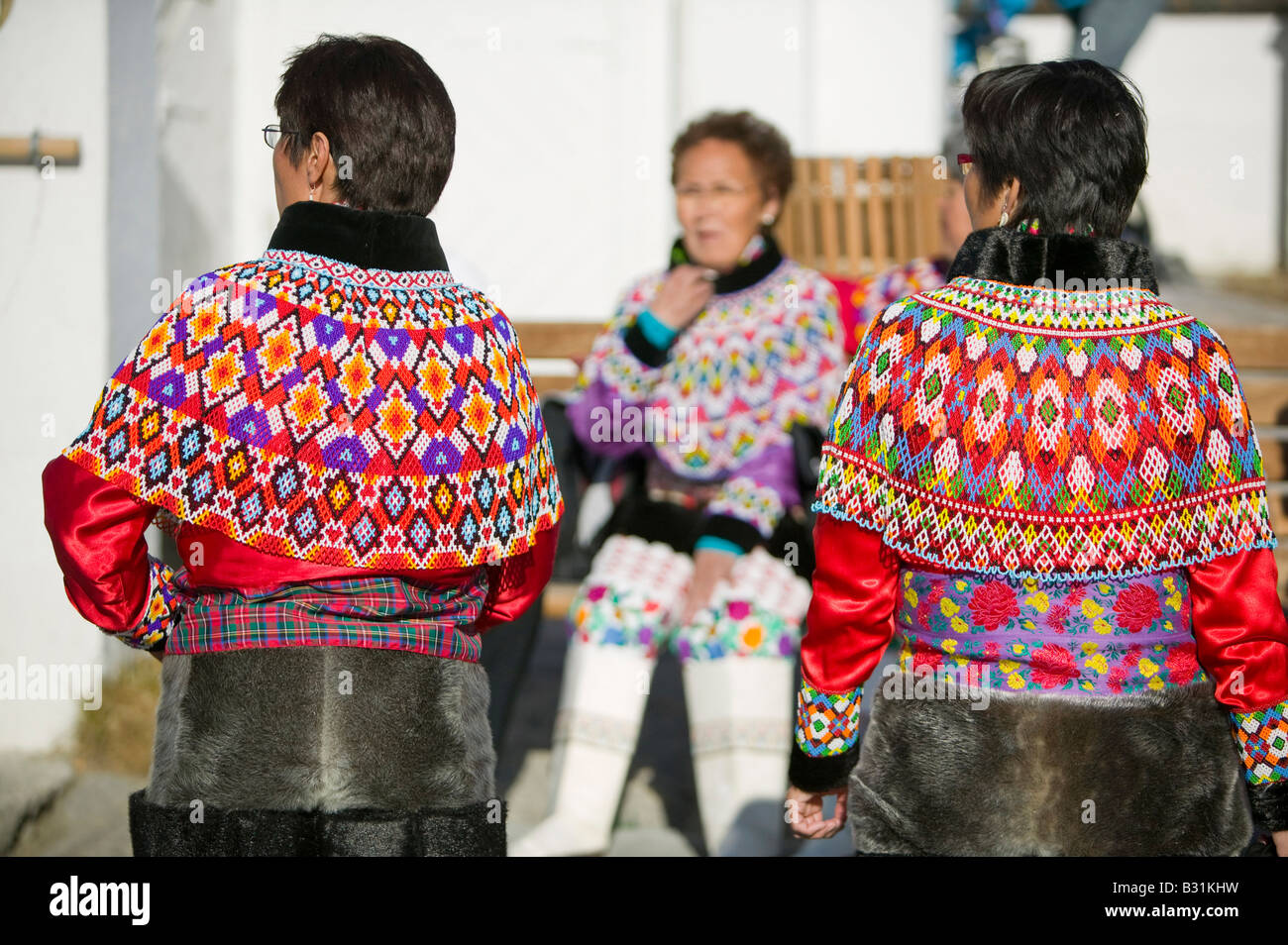 women in greenland