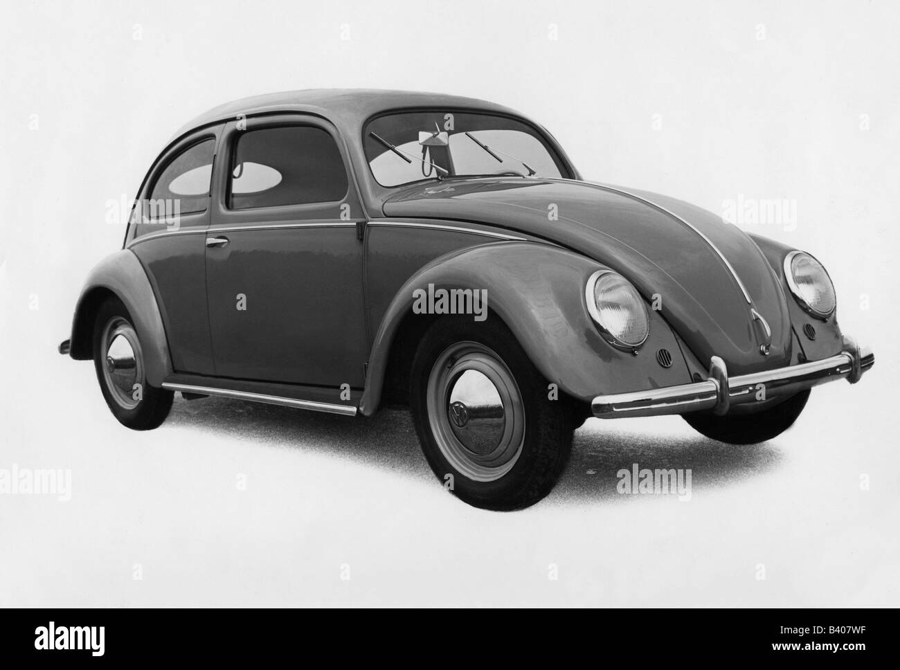 transport / transportation, car, vehicle variants, Volkswagen, VW Beetle, circa 1960, Stock Photo