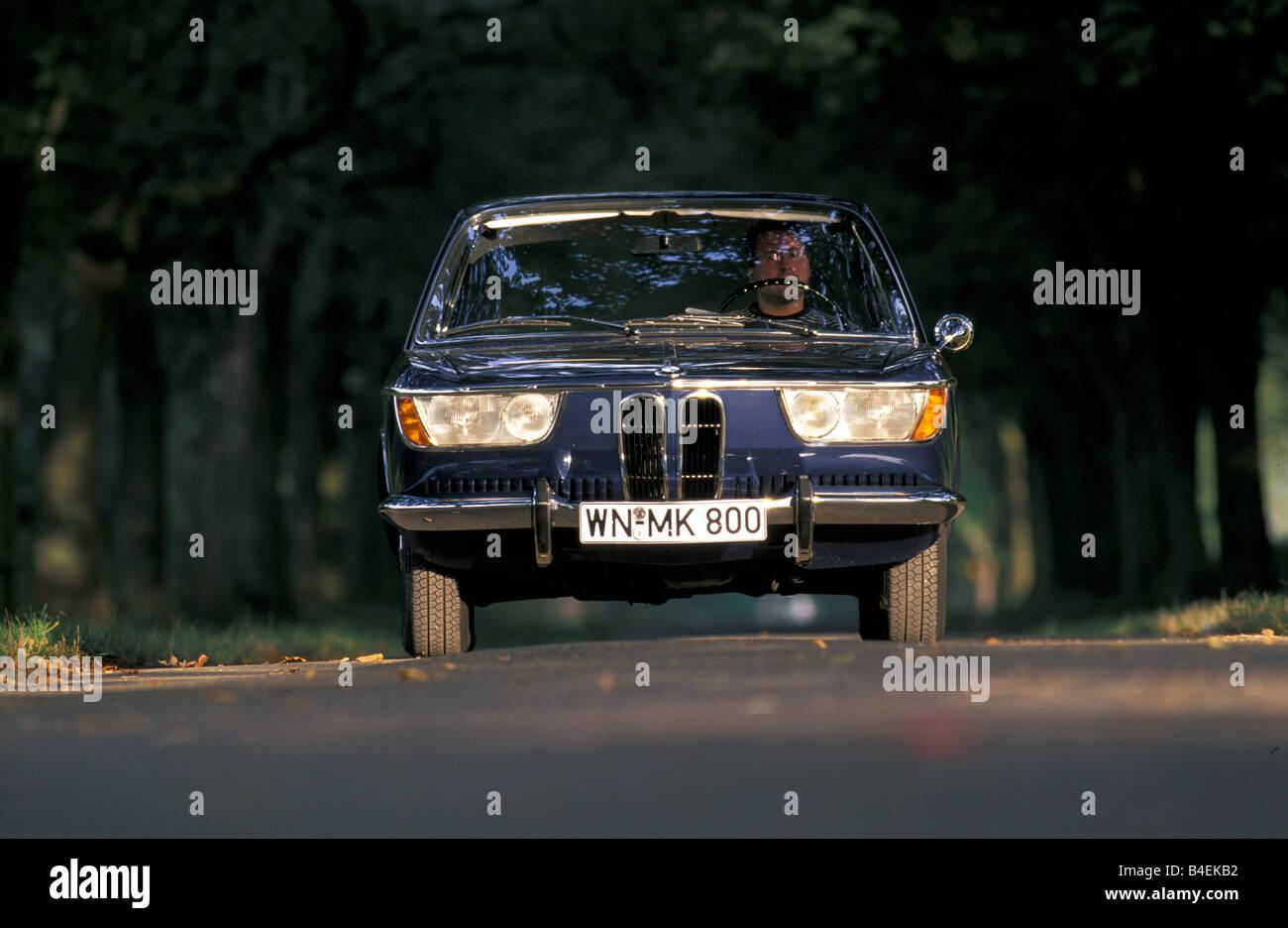 Car Bmw 2000 Cs Model Year 1966 1968 Vintage Car 1960s