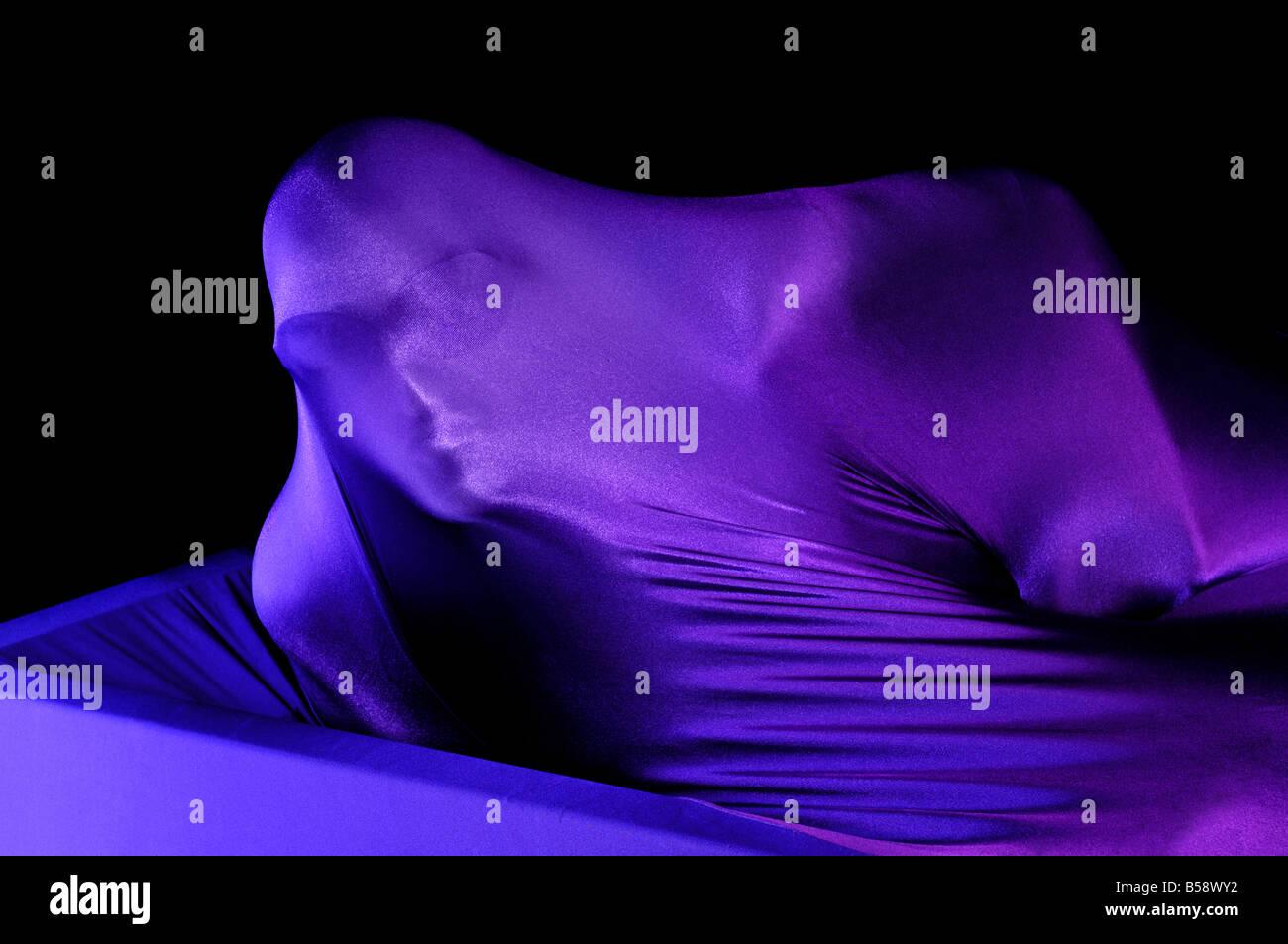 Abstract Human Shape - Stock Image