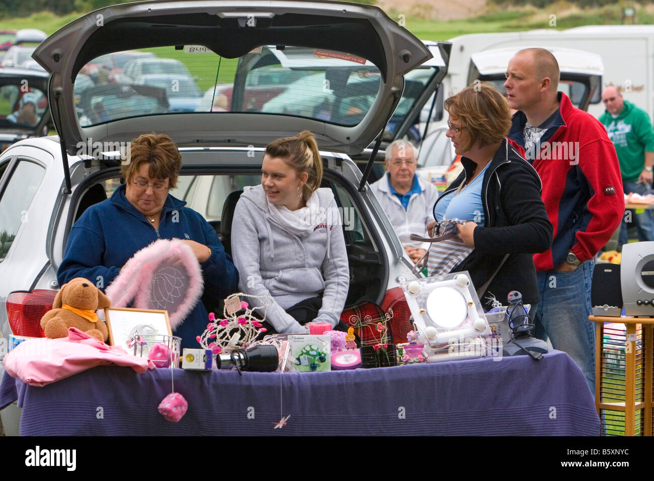 Clarence Park Wakefield Car Boot