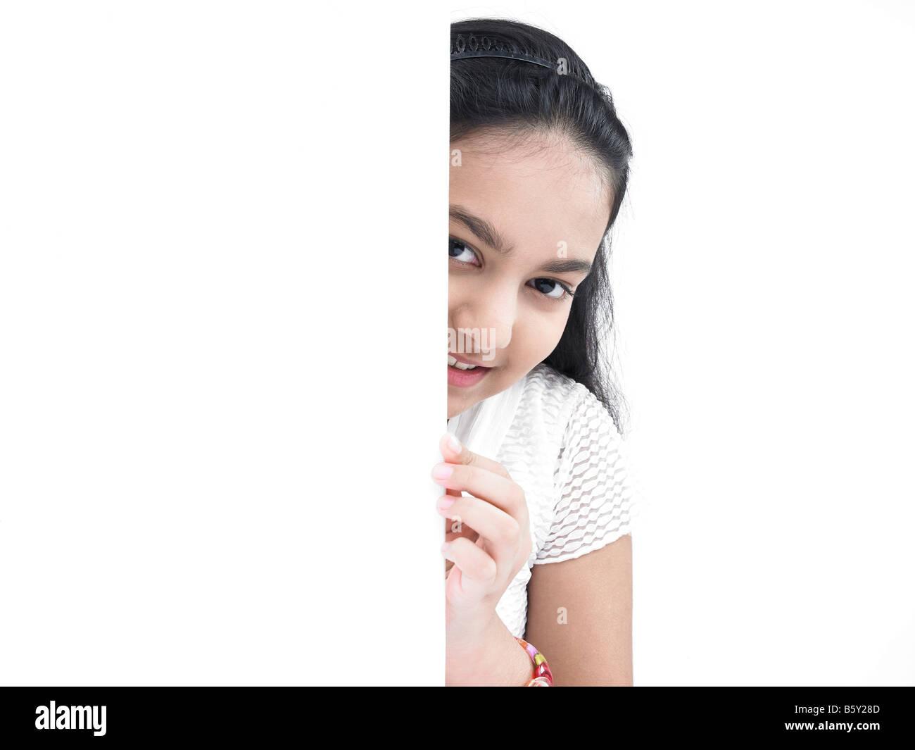 teen Indian girl asian