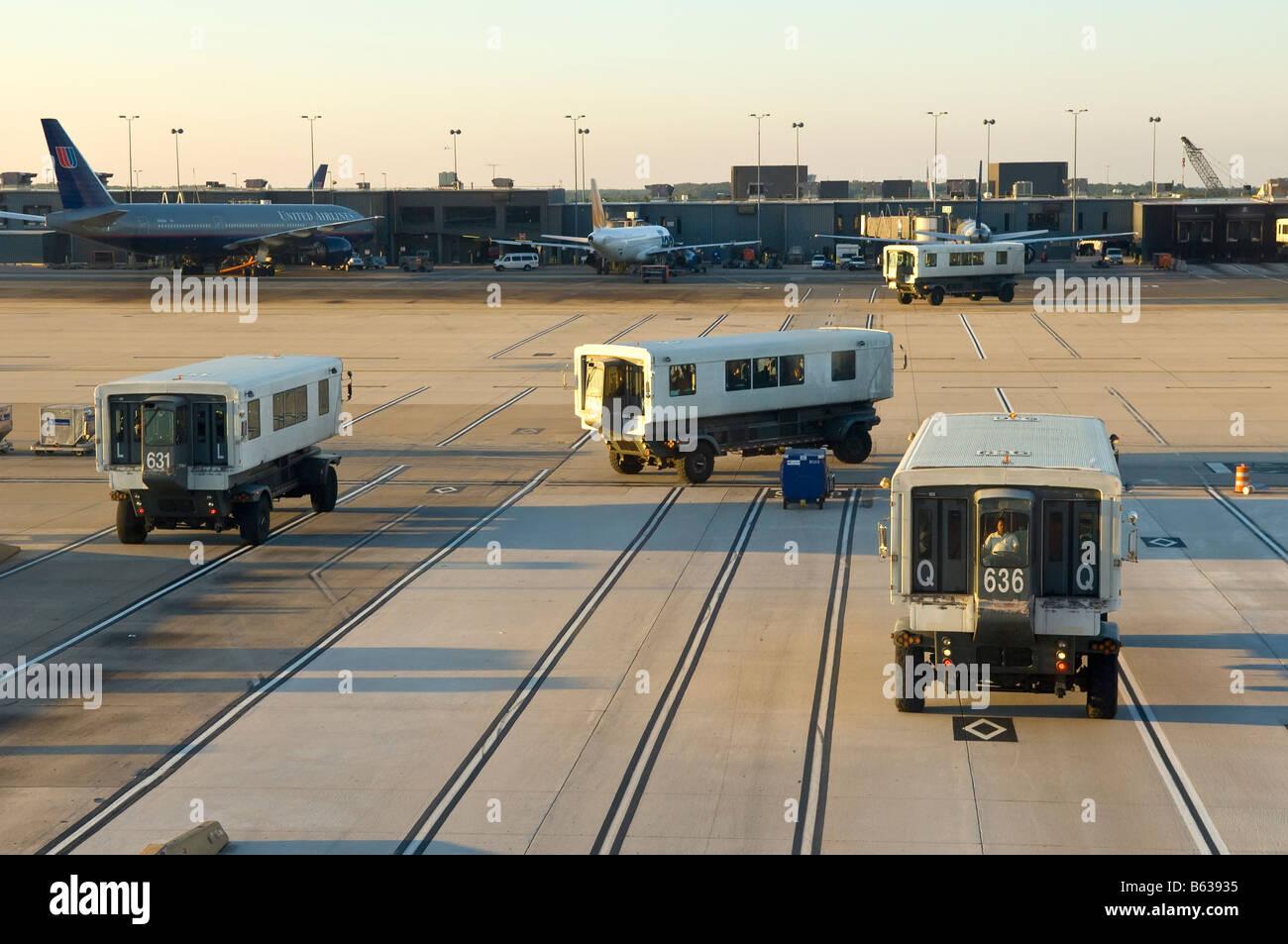 Dulles Airport Rental Car Shuttle