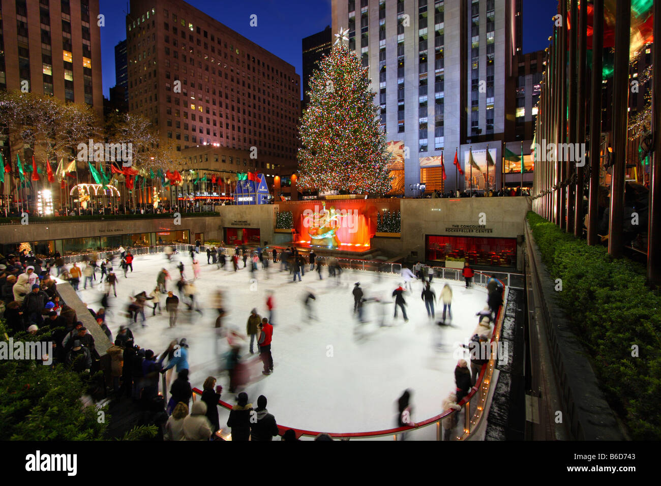 york ice rink