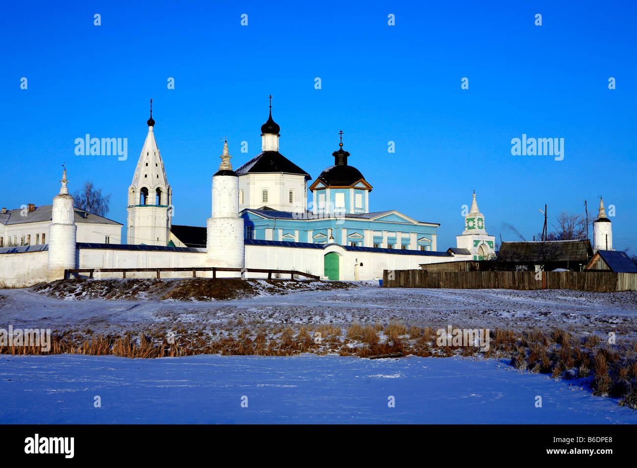 Sights of Kolomna. Monasteries and churches of Kolomna 89
