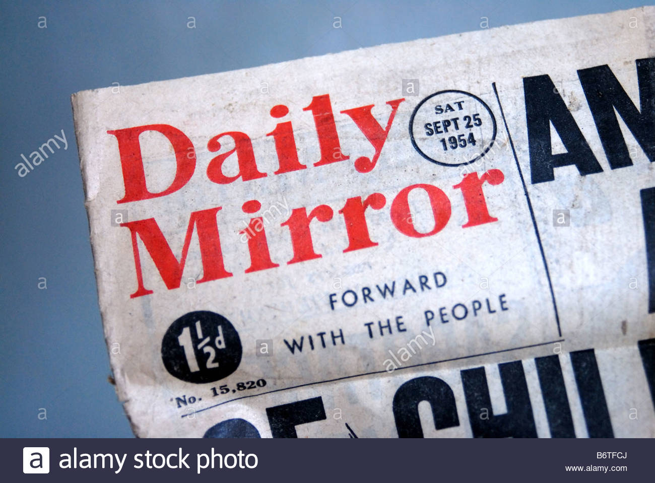 Daily mirror dating