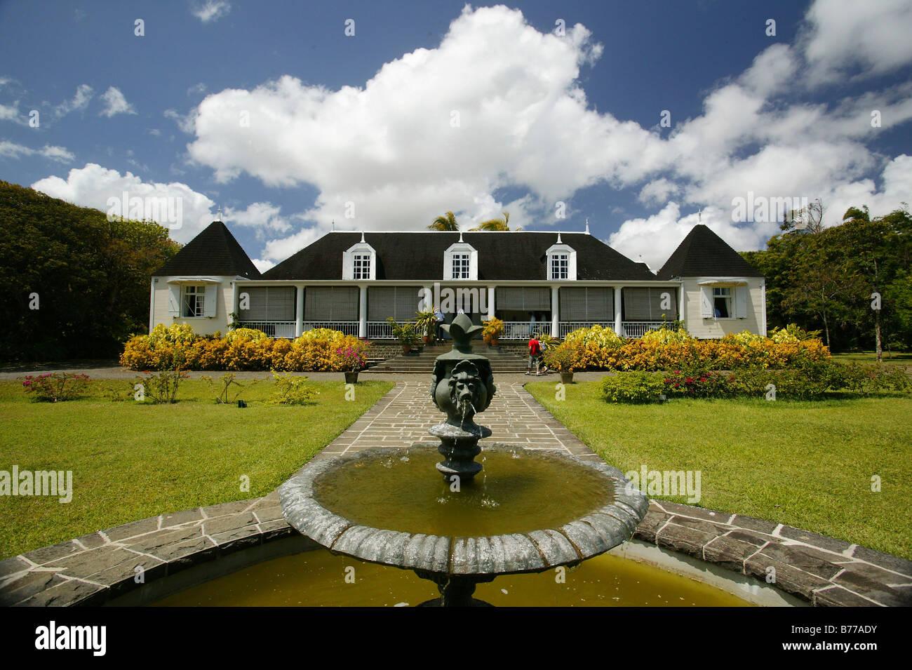 Le Kolonialstil le aubin colonial style house built in 1819 mauritius