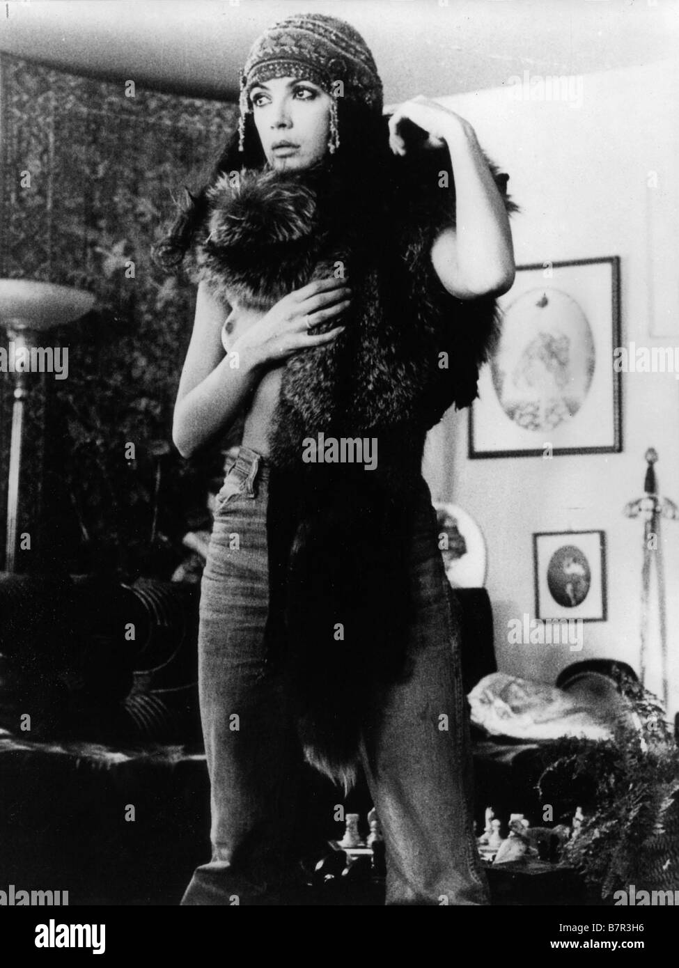 L'Ange et la femme Year: 1977 - Canada Director: Gill Carole Laure - Stock Image