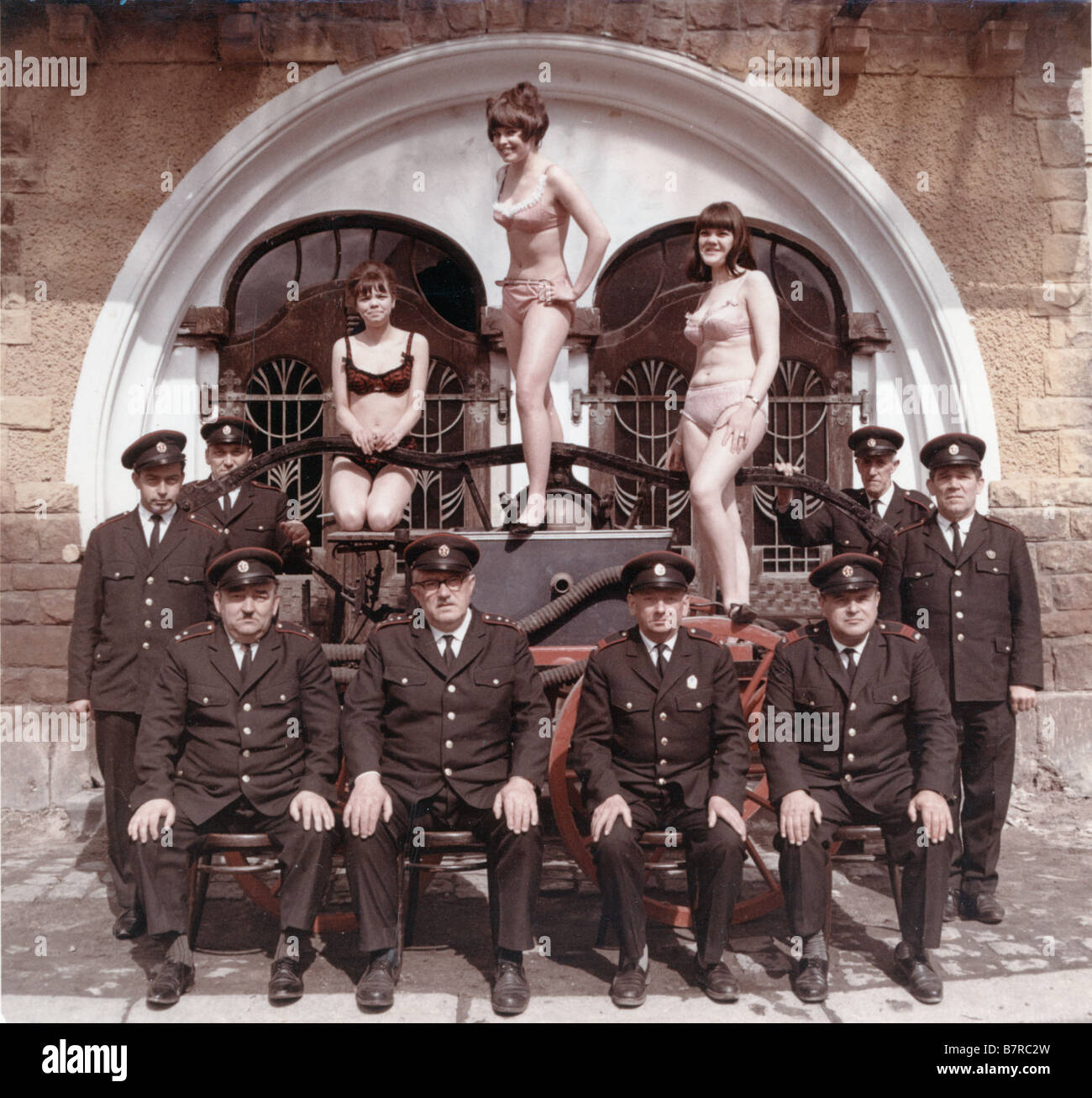 Horí, má panenko  The Firemen's Ball Year: 1967 - Czechoslovakia / Italy Director: Milos Forman Stock Photo