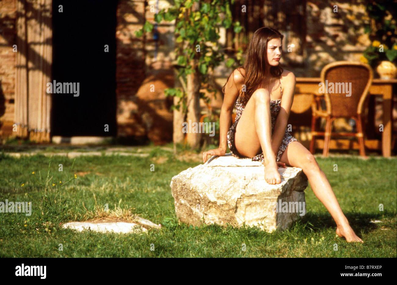 Beauté volée Stealing Beauty Année 1996 Italy France UK Liv Tyler Réalisateur Bernardo Bertolucci Stock Photo
