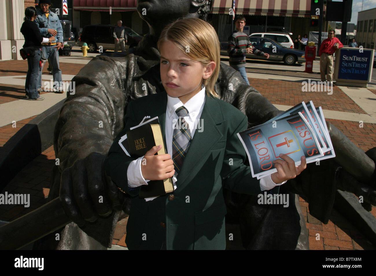 LE LIVRE DE JEREMIE The Heart Is Deceitful Above All Things  2004 - uk usa Cole ou Dylan Sprouse pour le role de - Stock Image