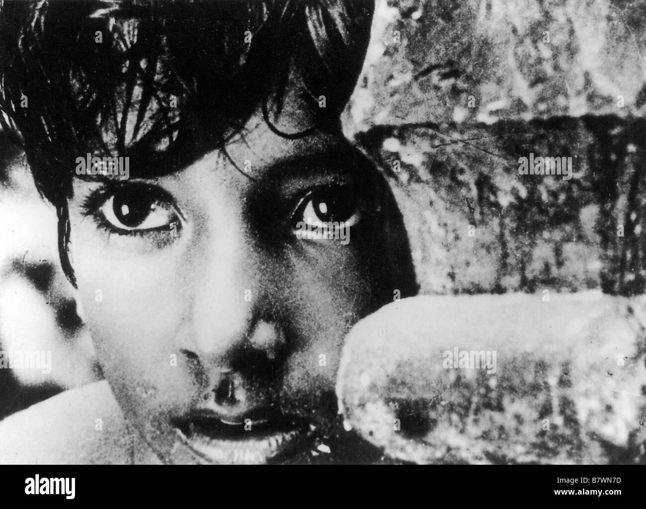 Pather Panchali  Song of the Road  Year: 1955 India Director: Satyajit Ray Subir Banerjee Stock Photo