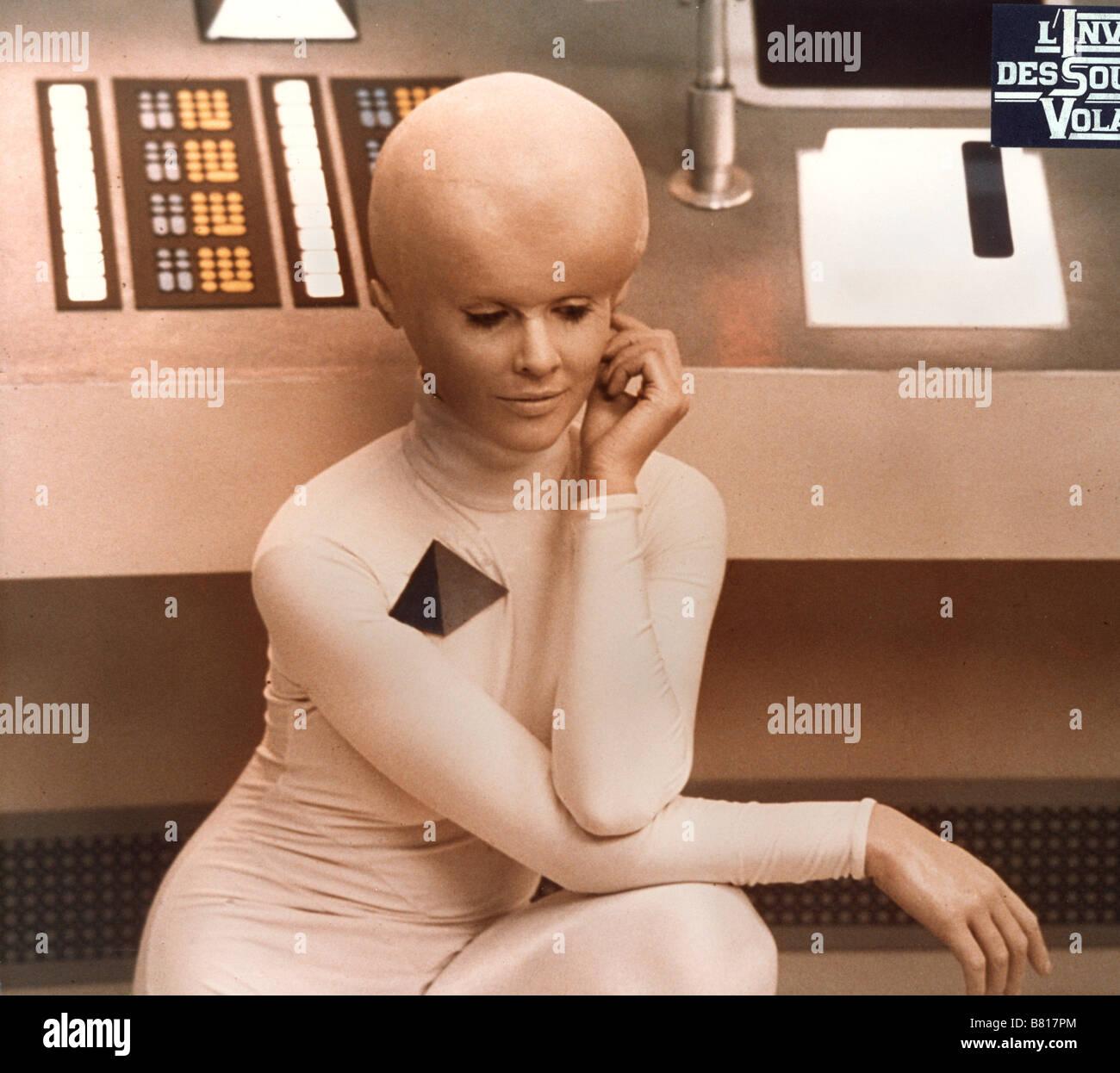 Starship Invasions  Year: 1977 Canada Director: Ed Hunt - Stock Image