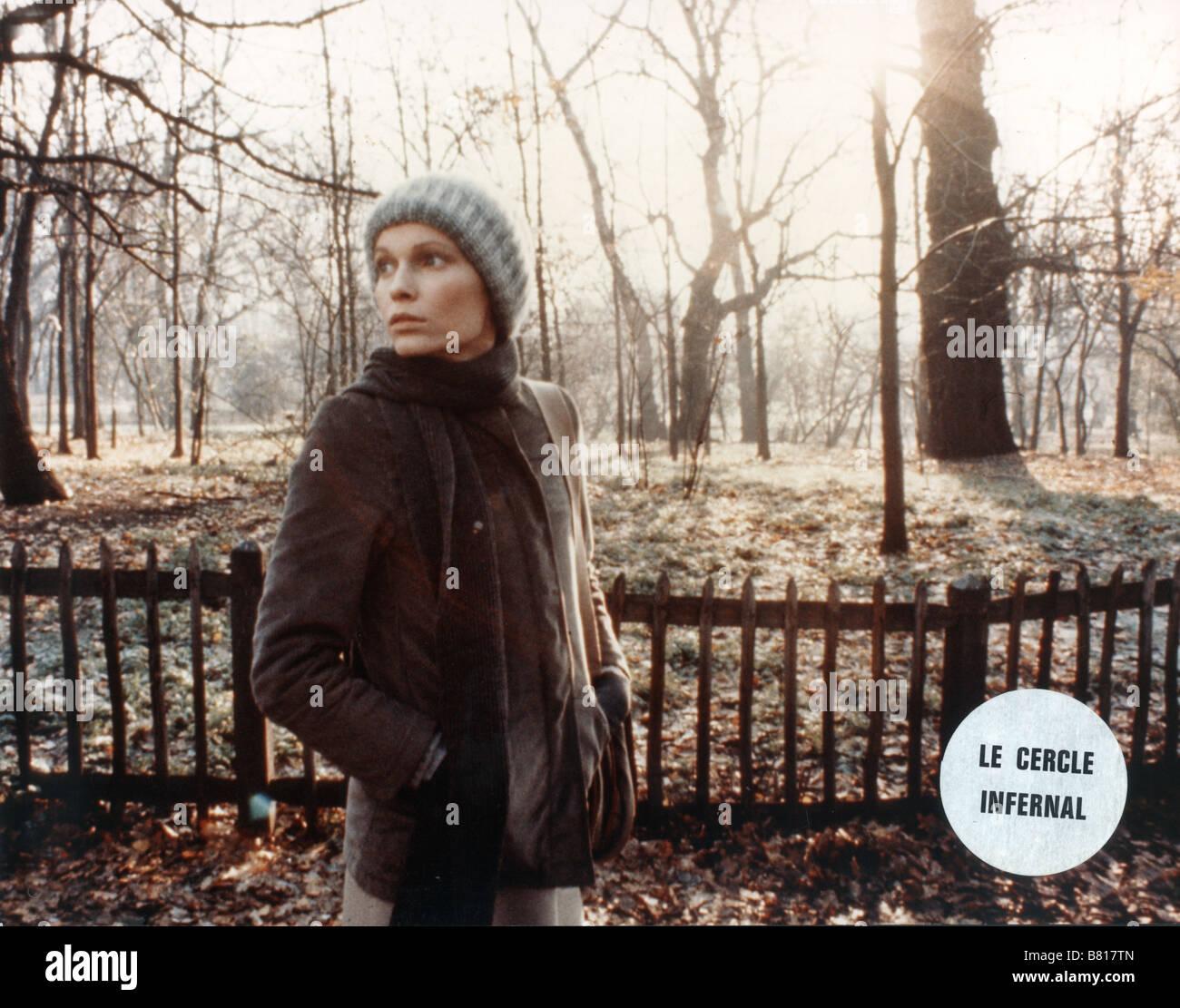 le cercle infernal  Year: 1977) Full Circle  Year: 1977 - Canada / UK Mia Farrow  Director: Richard Loncraine - Stock Image