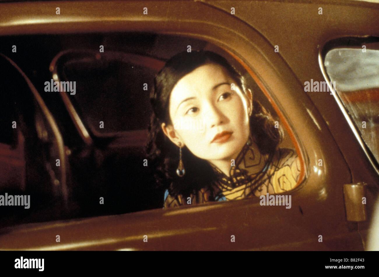 Center stage Ruan Lingyu  Year : 1991 Hong Kong Director: Stanley Kwan Maggie Cheung Stock Photo
